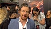 Dark Phoenix Premiere: James McAvoy