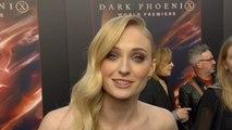 Dark Phoenix Premiere: Sophie Turner
