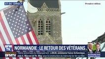 L'histoire incroyable de ce parachutiste américain resté coincé lors de son atterrissage sur le clocher de Sainte-Mère-Église