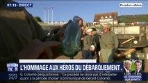 Une bouteille de Coca, un lexique français... Ces objets qui ont été retrouvés sur Omaha Beach après le Débarquement