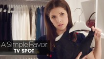 A Simple Favor (2018 Movie) Official TV Spot Truth  Anna Kendrick, Blake Lively, Henry Golding