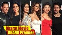 Bharat Movie GRAND PREMIER _ Salman Khan, Katrina Kaif, Tiger Shroff, Disha Pata