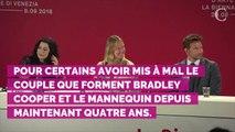 Rien ne va plus entre Bradley Cooper et Irina Shayk : le mannequin a déménagé avec sa fille de deux ans