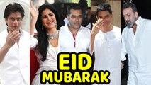Bollywood Celebs Wish Happy Eid Mubarak 2019 | Salman Khan , Katrina Kaif, Shahrukh Khan, Aamir Khan