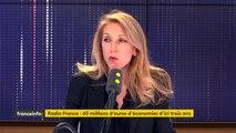 """Plan d'économie à Radio France: """"Ce matin, on va présenter aux organisations syndicales nos hypothèses chiffrées"""", annonce Sibyle Veil"""