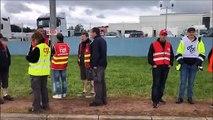 Les syndicats de Smartville bloquent la circulation