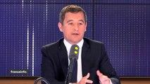 """""""On vend la FDJ"""" pour inventer """"la batterie électrique"""" de demain qui """"sauvera peut-être Renault ou Peugeot"""", estime Gérald Darmanin"""