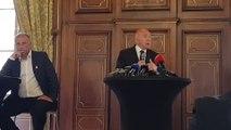 """Gérard Collomb, à propos des perquisitions : """"J'attends de manière sereine"""""""