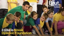 Une vie : Novak Djokovic