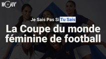 La Coupe du monde féminine de football en une minute !