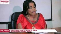 Politique : Aka Véronique, cadre du PDCI fait des révélations sur Ahoussou Jeannot