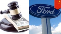 Ford slapped with $23.6 million fine in China