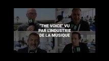 """""""The Voice"""" vu par les professionnels de la musique"""