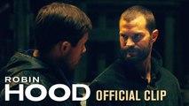 Robin Hood (2018 Movie) Official Clip Thats Where We Hit It  Taron Egerton - Jamie Dornan