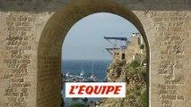 les plus belles images de Polignano a Mare - Adrénaline - Plongeon extrême