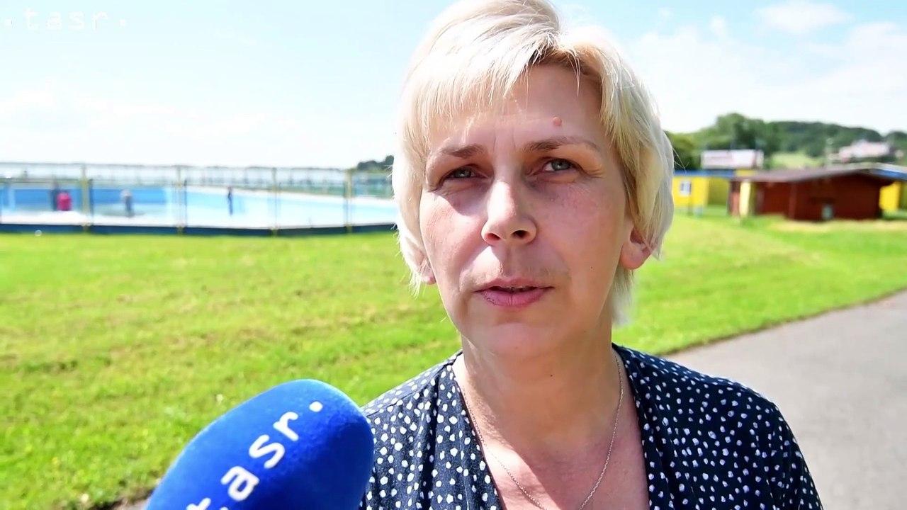 Zemplínska Šírava: Bazény na Kaluži pripravujú na novú sezónu, otvoria ich koncom mesiaca