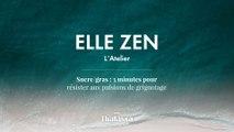 Podcast Elle Zen : Sucre gras 3 minutes pour résister aux pulsions de grignotage