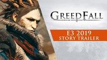 GreedFall - Story Trailer E3 2019