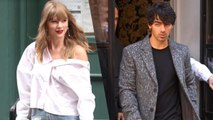 Joe Jonas Talks About Taylor Swift's Apology For Blasting Him On Live Television
