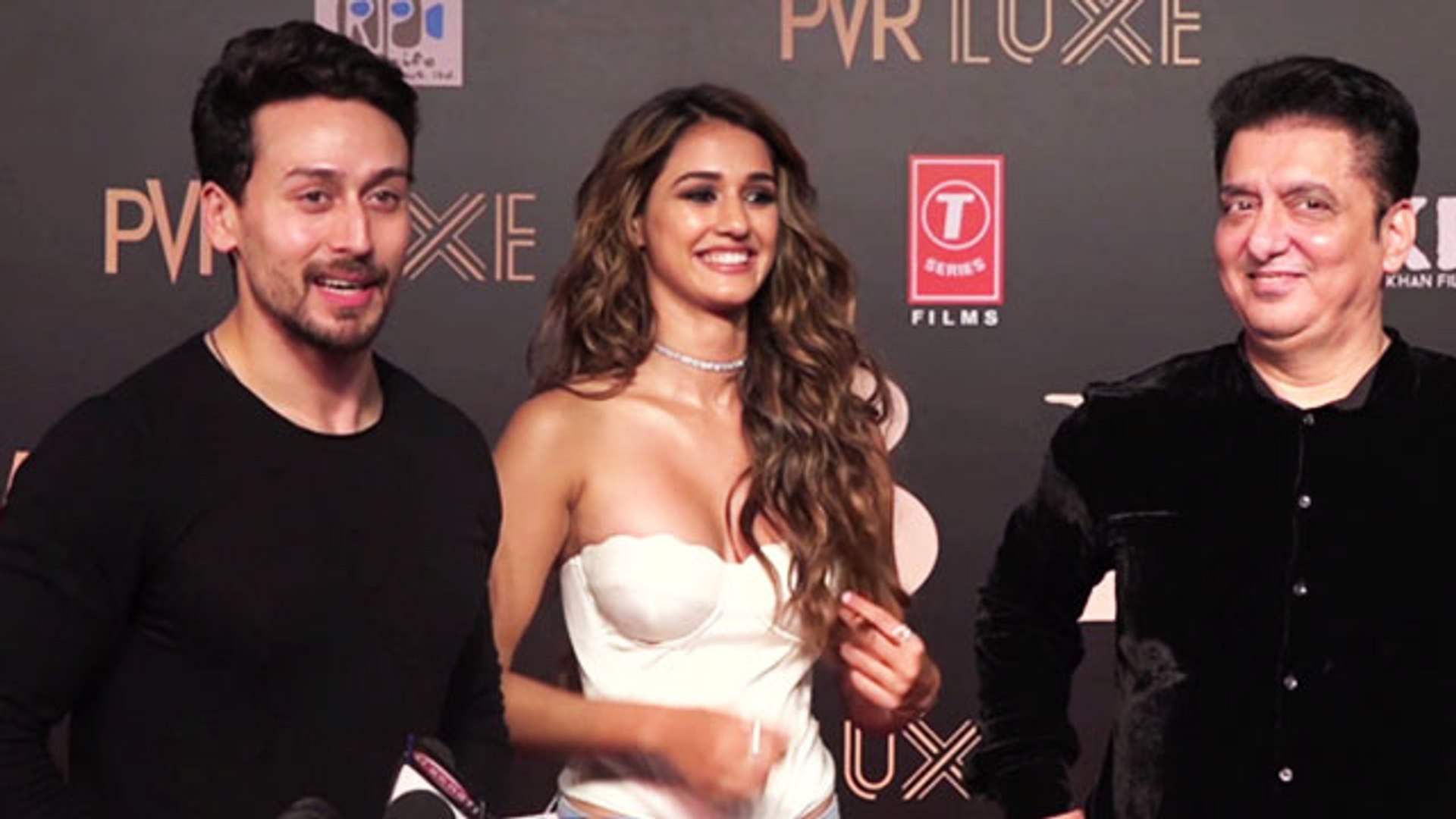 Disha Patani Blushes When Boyfriend Tiger Shroff Praises Her For Bharat