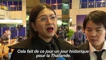 En Thaïlande, les transgenres font leur entrée en politique