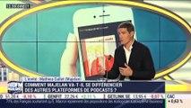 """Mathieu Gallet, ancien président de Radio France, lance sa plateforme de podcasts """"Majelan"""" - 06/06"""