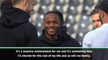 'Keep going!' - Sterling would tell 17-year-old self ahead of 50th England cap
