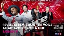 The Voice : Y aura-t-il une saison 9 sur TF1 ? La réponse est tombée