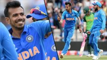ICC Cricket World Cup 2019 : Yuzvendra Chahal Creates Historic Record On World Cup Debut | Oneindia