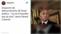 Lyon. Gérard Collomb n'est «pas inquiet» face aux soupçons de détournement de fonds publics