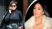 Kris Jenner Cries As Kim Kardashian Takes Over The The Family's Christmas Eve Party