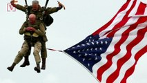 97-Year-Old Vet Parachutes Into Normandy, 75 Years After D-Day