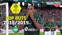 Top 3 buts AS Saint-Etienne | saison 2018-19 | Ligue 1 Conforama