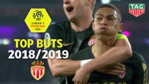 Top 3 buts AS Monaco | saison 2018-19 | Ligue 1 Conforama