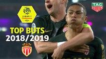 Top 3 buts AS Monaco | saison 2018-19 | Ligue 1 Conforama