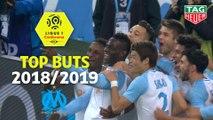 Top 3 buts Olympique de Marseille | saison 2018-19 | Ligue 1 Conforama