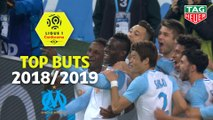 Top 3 buts Olympique de Marseille | saison 2018-19 | Ligue 1 Conforama