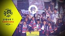 Les moments forts de la saison du PSG | Champion de Ligue 1 Conforama 2018-19