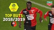 Top 3 buts Stade Rennais FC | saison 2018-19 | Ligue 1 Conforama