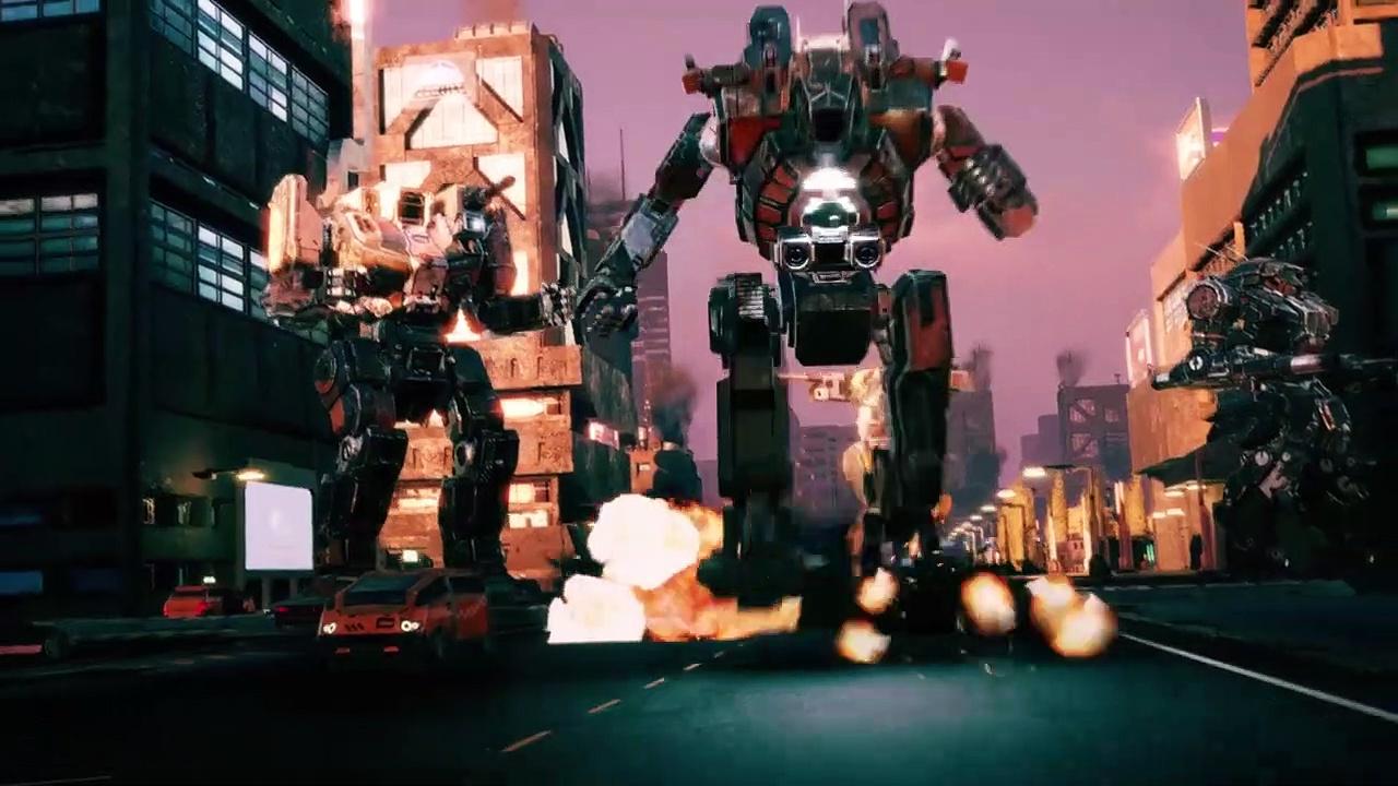 BattleTech Urban Warfare - Release Trailer
