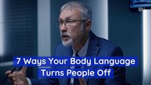 Body Language Is An Important Learning Tool
