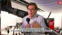 75e anniversaire du Débarquement en Normandie: visite du mémorial de Caen