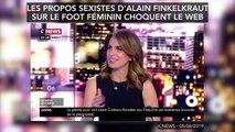 Les propos sexistes d'Alain Finkelkraut sur le foot féminin choquent le web