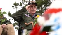 Veterans who traveled to Normandy for D-Day remember: 'I've never been so scared'