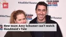 Amy Schumer Cannot Handle This Show