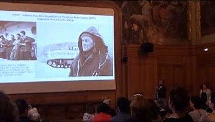 Partie 1 - Conference de Jérôme Chappellaz et Anne Choquet, les 60 ans du traité sur l'Antarctique, de l'exploration à la science.