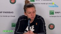 "Roland-Garros 2019 - Simona Halep the title holder eliminated : ""I am not very disappointed"""