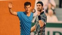 Roland-Garros 2019 : Le résumé de Dominic Thiem - Karen Khachanov