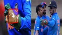 World Cup 2019: ICC request MS Dhoni to remove army insignia from gloves   वनइंडिया हिंदी
