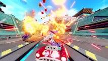 Crash Team Racing Nitro Fueled - Tráiler de lanzamiento gameplay